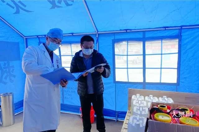 綦江:医护人员护航企业复工复产