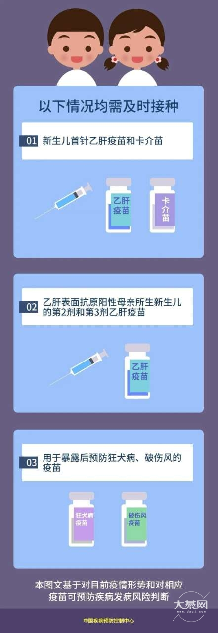 中国疾控中心提示:新冠肺炎流行期间要不要带娃打疫苗?