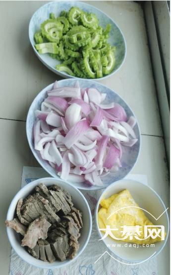 今天的午饭准备好了,你们中午打算吃点什么