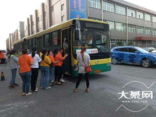 桥河工业园区企业开通定制公交线路!綦江第一条!