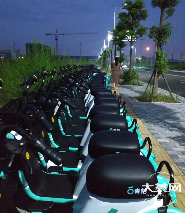 永川都有共享电动单车了,綦江怎么没有?